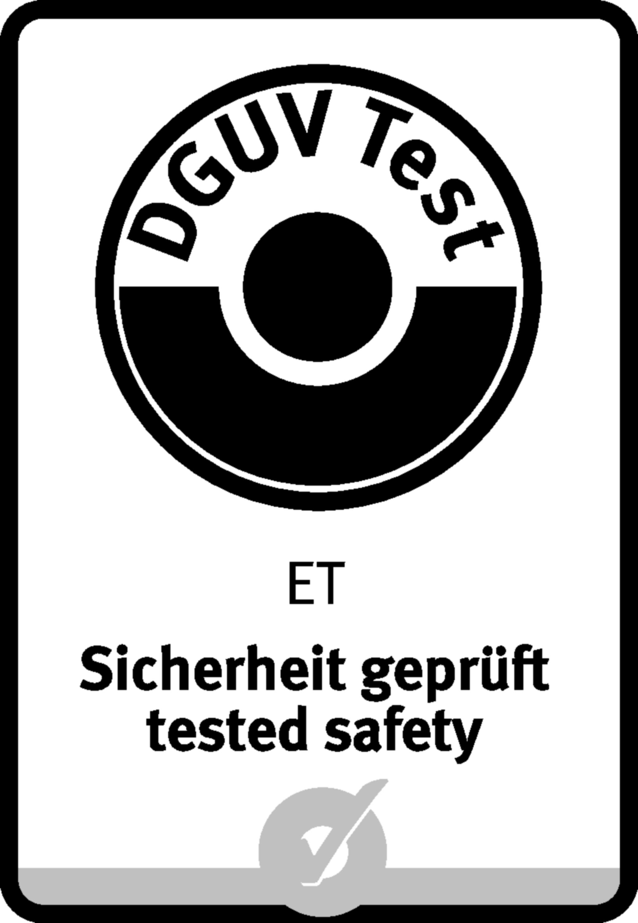 DGUV_ET 16097_ET 16098_Arbeit an Verlängerung