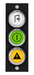 MSM-1-P-CA-PPP-F9-164660<br>Submodule MSM-1-P... (3 illuminated pushbuttons with symbol)