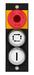 MSM-1-P-CA-BPP-D5-161589<br>Submodule MSM-1-P... (illuminated emergency stop, 2 illuminated white pushbuttons with symbol)