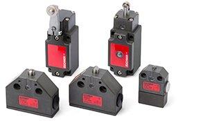 N1A / NB01 Einzelgrenztaster und NZ Positionsschalter nach EN 50041