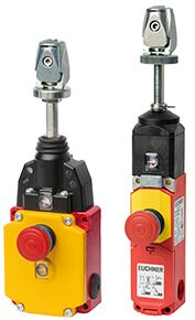 Rope pull switch RPS