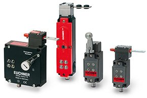 Electromechanical safety switches with AS‑Interface