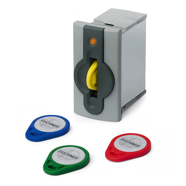 Electronic-Key adapter for safe applications EKS FSA compact