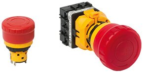 Emergency stop devices ES