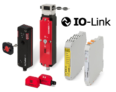 Safety Devices for IO-Link